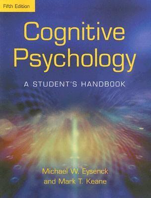 COGNITIVE PSYCHOLOGY: A...