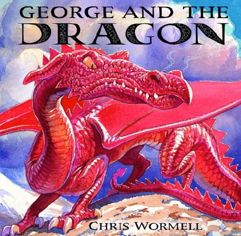 xGEORGE AND THE DRAGON .