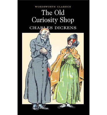 OLD CURIOSITY SHOP .
