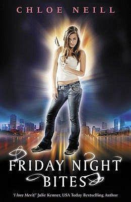 FRIDAY NIGHT BITES: A C HICAGOLAND VAMPIRES NOV