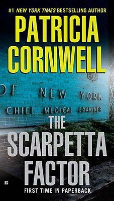 THE SCARPETTA FACTOR .