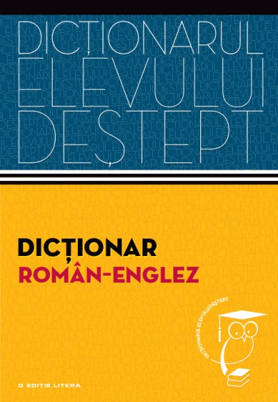 DICTIONAR ROMAN - ENGLEZ....