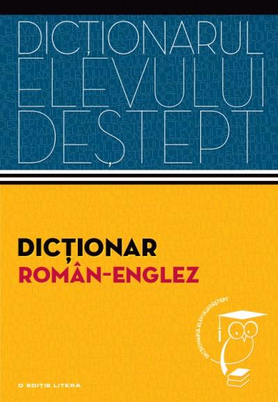 DICTIONAR ROMAN - ENGLEZ....