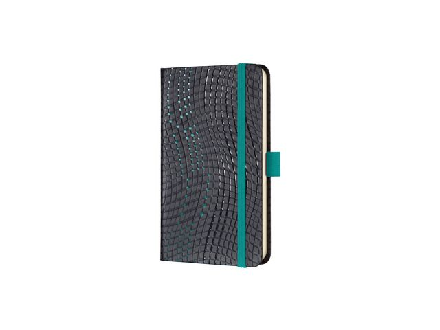 Agenda A6,Flow,Aqua Blue,elastic,dict