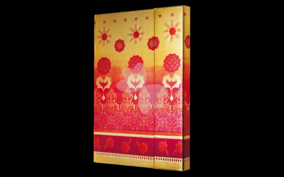 Agenda A5,Marrakesch,Red Oriental,dict.