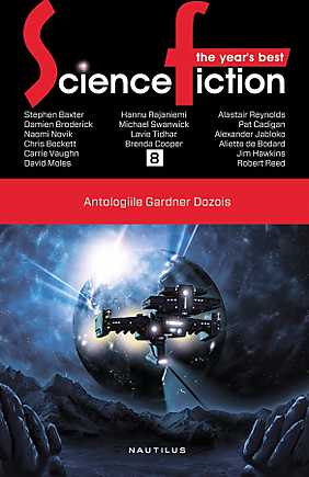 THE YEAR\'S BEST SCIENCE FICTION VOLUMUL 8