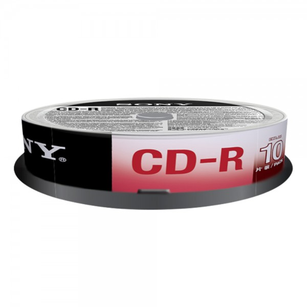 CD-R SONY 700MB 48x 10buc/SPINDLE