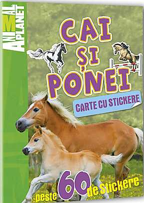 ANIMAL PLANET. CARTE CU...
