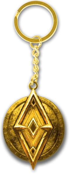 The Elder Scrolls Online Keychain Imperial