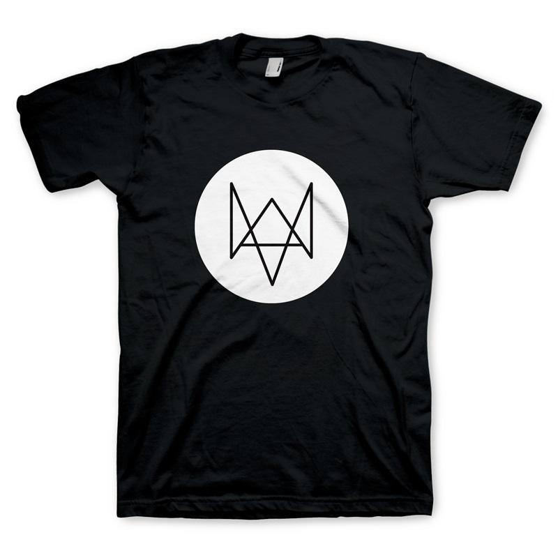 T-SHIRT Watch Dogs T-Shirt Fox Size M