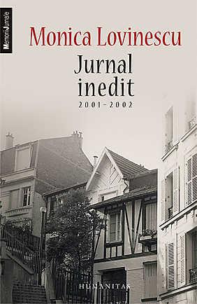 JURNAL INEDIT 2001 - 2002