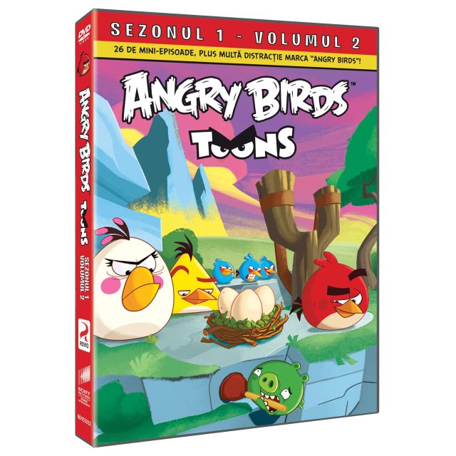 ANGRY BIRDS SEZ. 1 VOL. 2