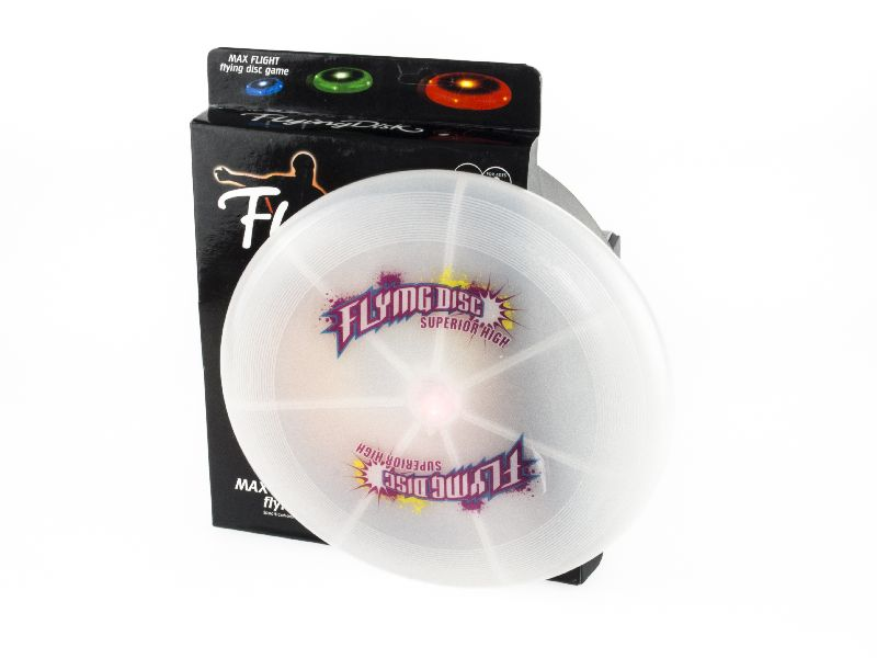 Frisbee cu leduri