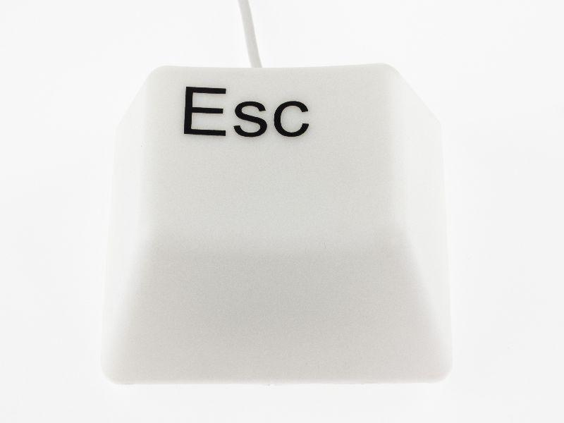 Lampa birou tasta Esc