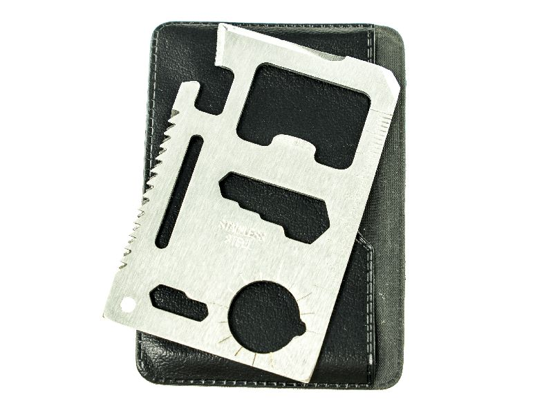 Cutit Multifuncti Creditcard