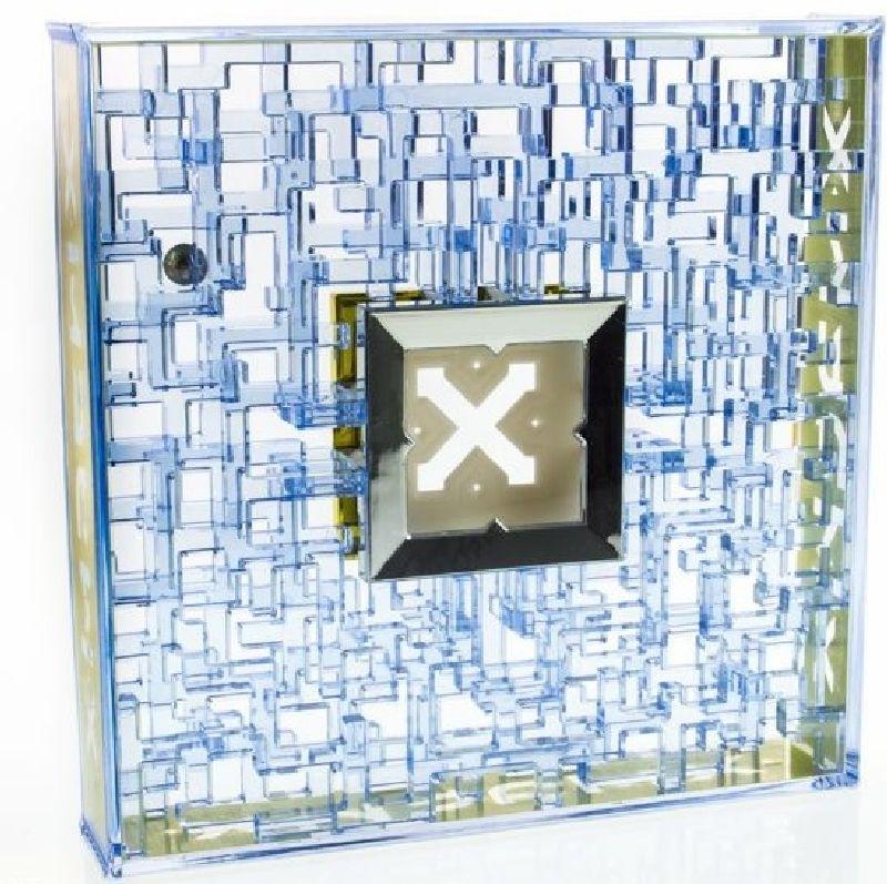 Puzzle Xmatrix Quadrus