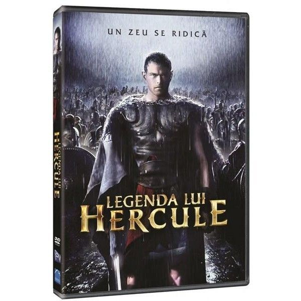 THE LEGEND OF HERCULES - LEGENDA LUI HERCULE