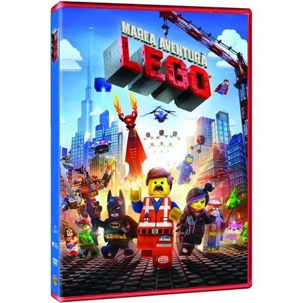 THE LEGO MOVIE - MAREA AVENTURA