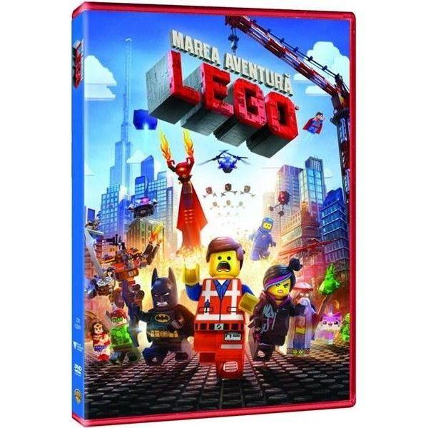 THE LEGO MOVIE - MAREA AVENTURA