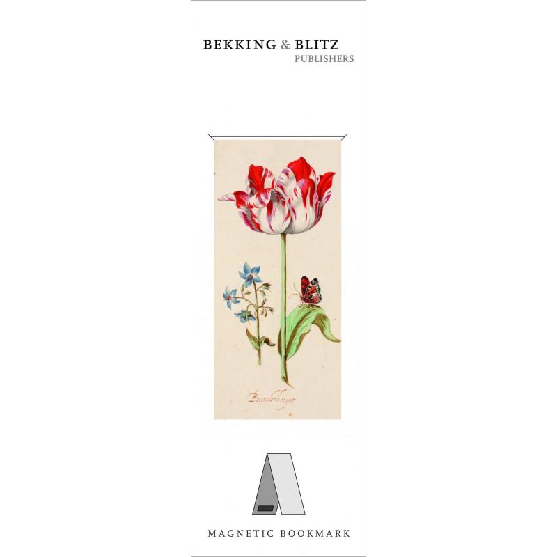Semn carte Two Tulips Jacob Marrel