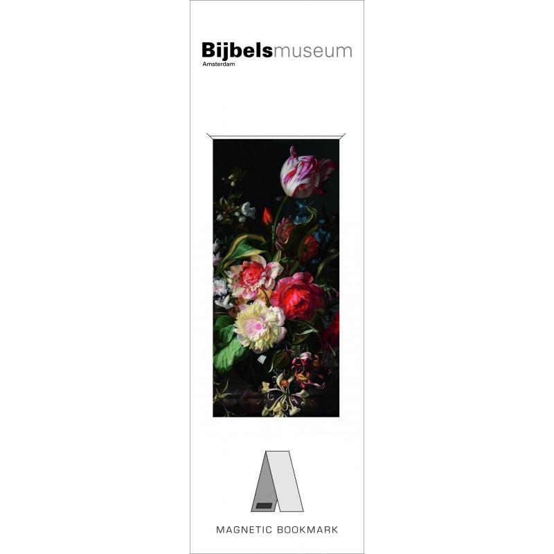Semn carte Flowers Ruysch Bijbels Museum