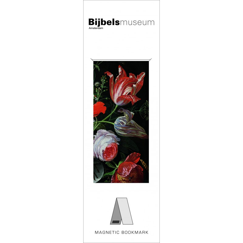 Semn carte Flowers Mignon Bijbels Museum