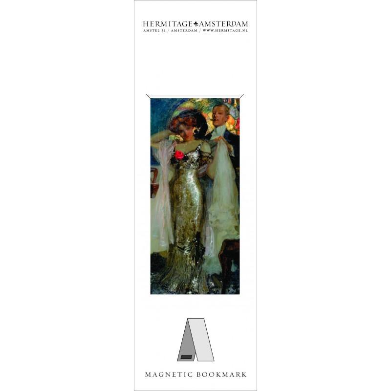 Semn carte In London Hoffbauer Hermitage