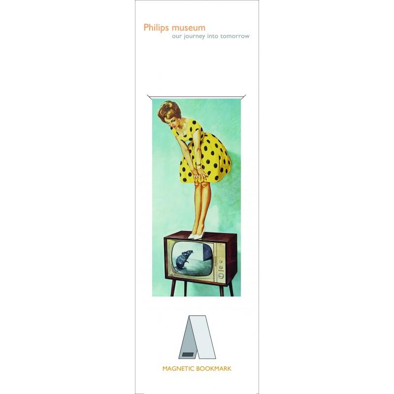 Semn carte Television Philips Museum