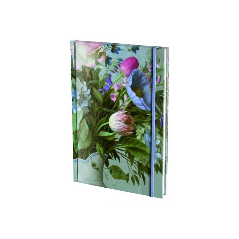 Agenda A6 Flowers Kenne Gregoire