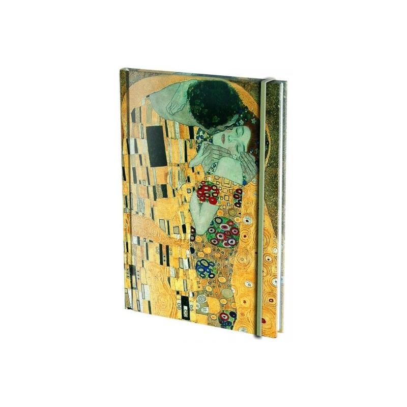Agenda A6 De kus Gustav Klimt
