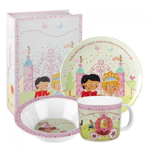 Set cutie 3cani CINDERELLA 00131