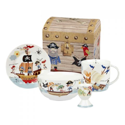 Set cutie 4pc. PIRATES 00011