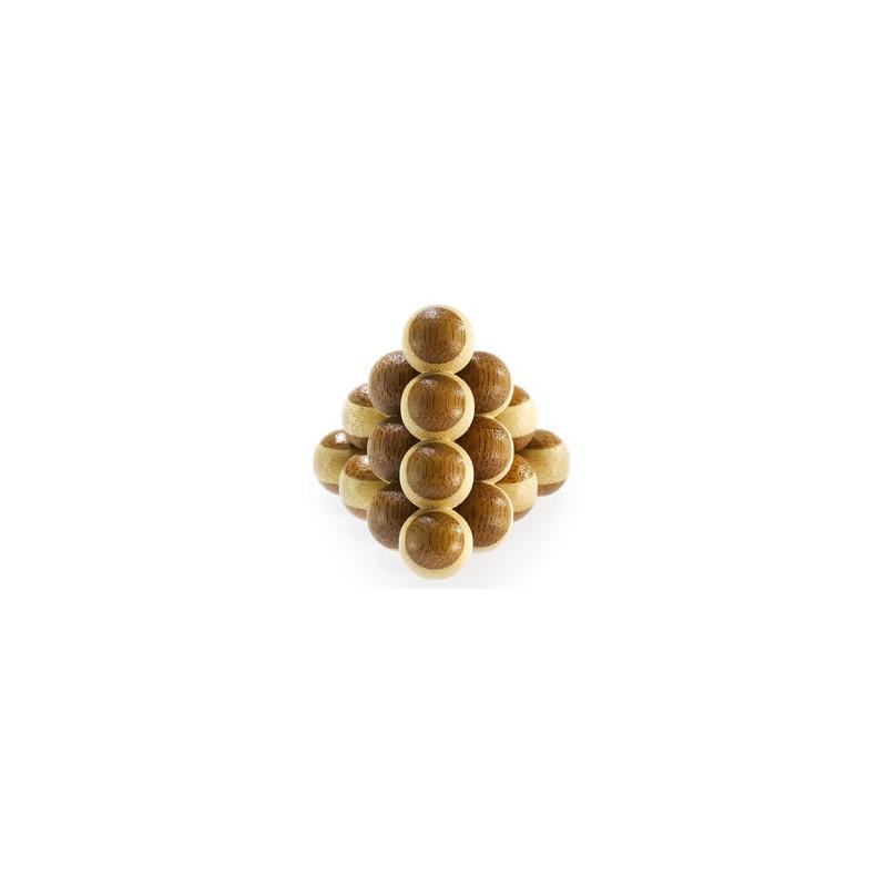 Joc inteligenta-Bambus-Cannon Balls