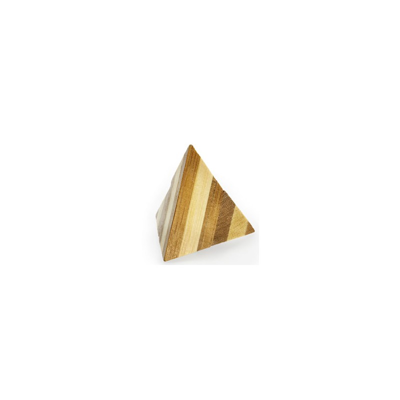 Joc inteligenta-Bambus-Pyramid