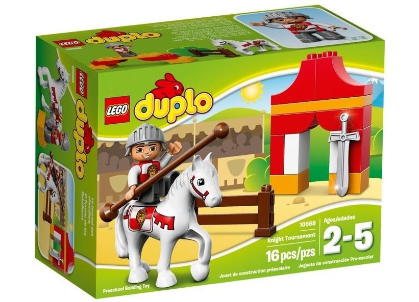 Lego Duplo Turnirul cavalerilor