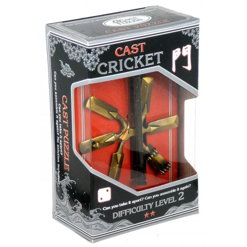 Joc de inteligenta metalic(IQ game)-nivel 2 Cricket