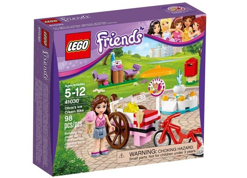 Lego Fr Ministandul cu inghetata