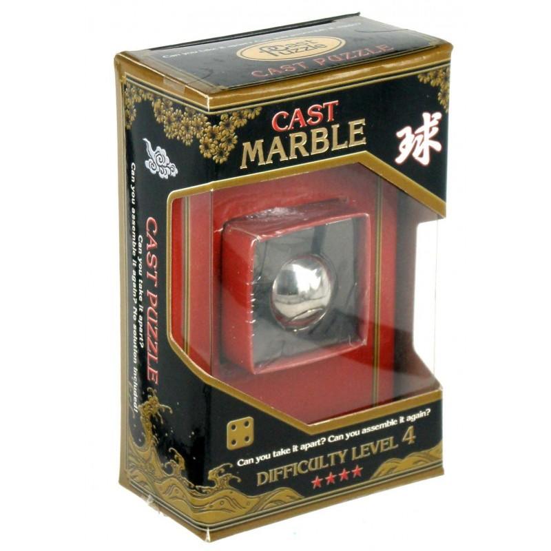 Joc de inteligenta metalic(IQ game)- nivel 5 Marble