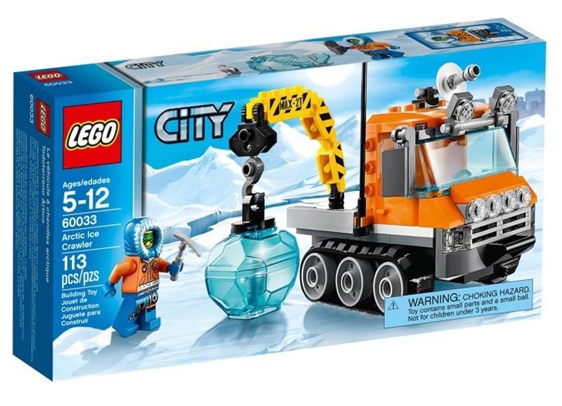 Lego City Masina cu senile pent