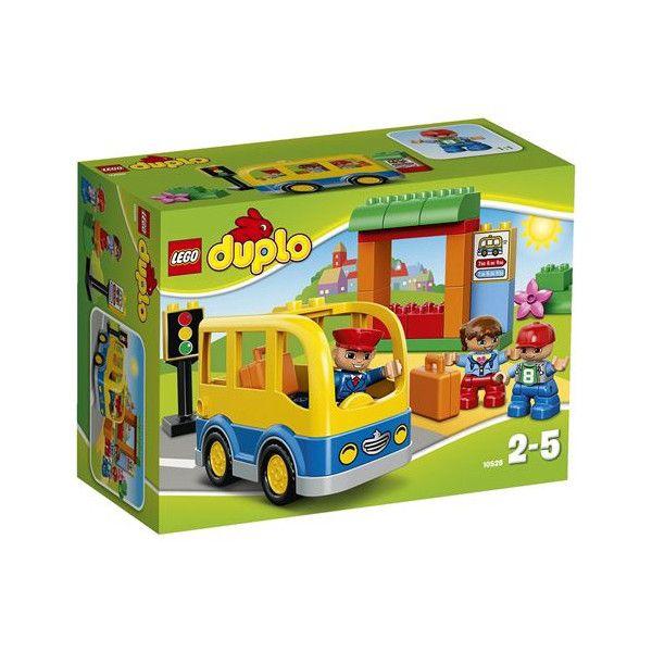 Lego Duplo Autobuz de scoala