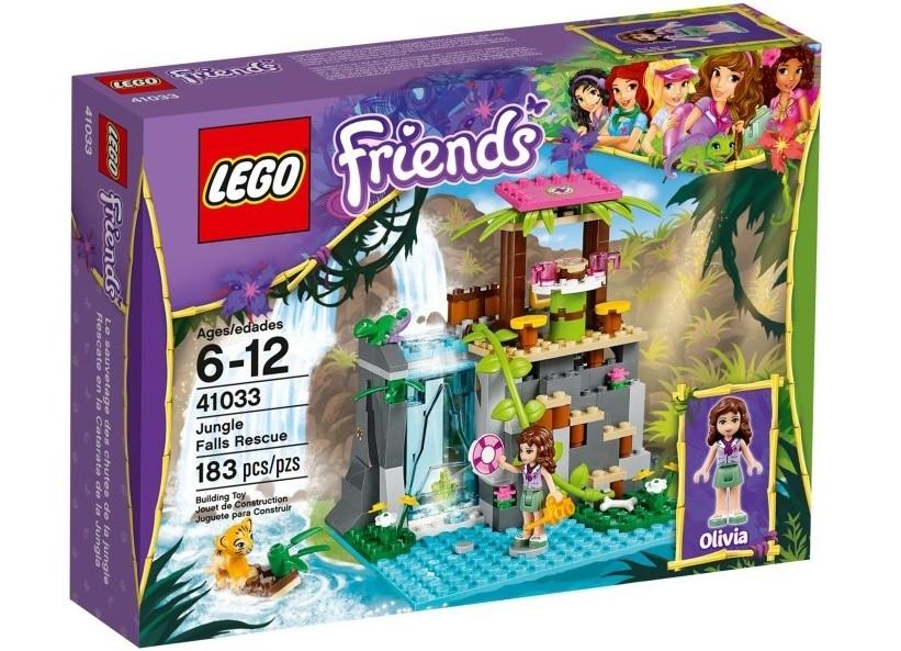 Lego Fr Salvarea de la cascada