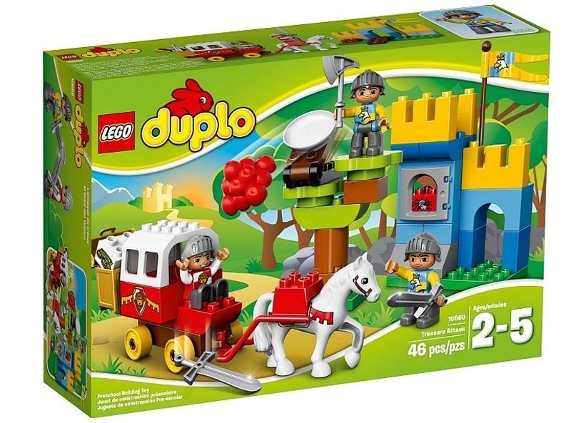 Lego Duplo Atacul comorii