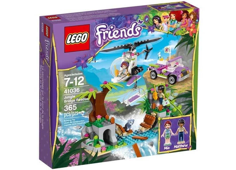 Lego Fr Salvarea de la pod