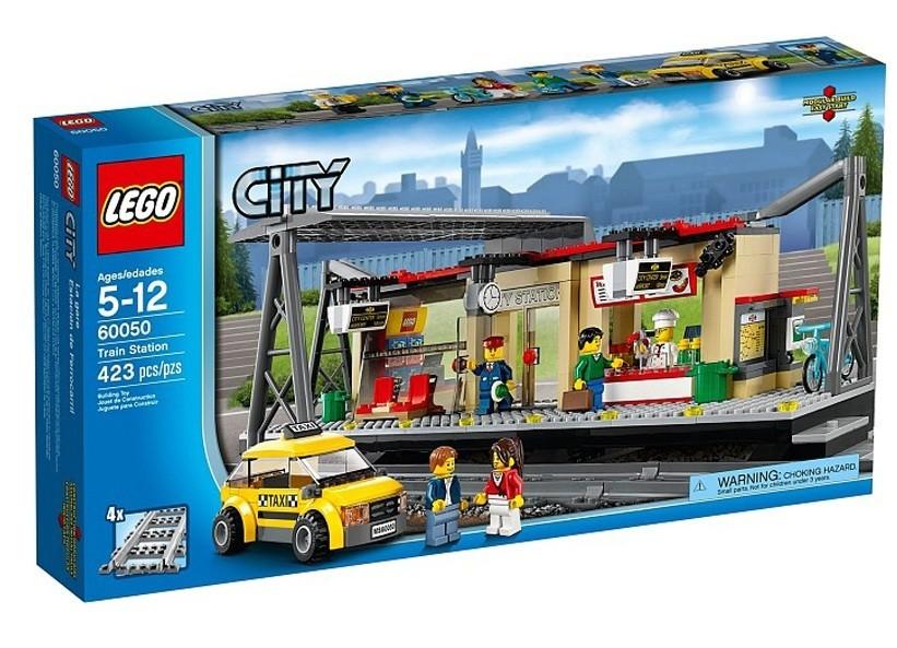 Lego City Gara