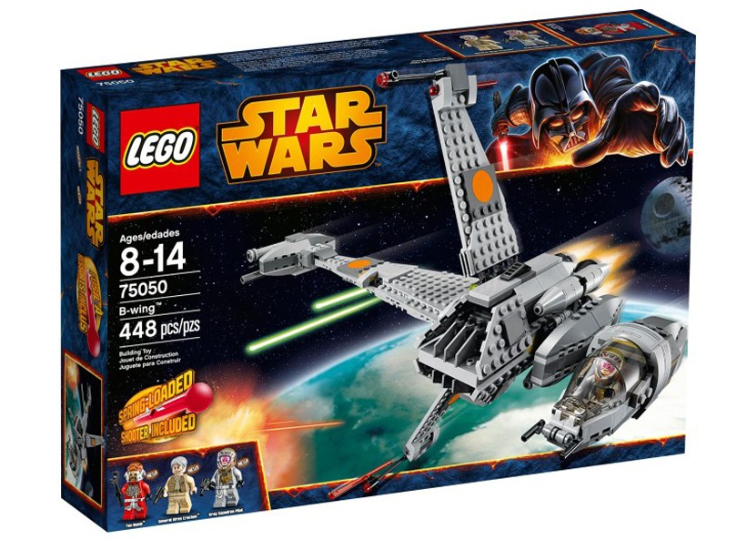 Lego SW B-Wing