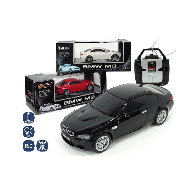Masina RC BMW M3, 7 functii, 1:28