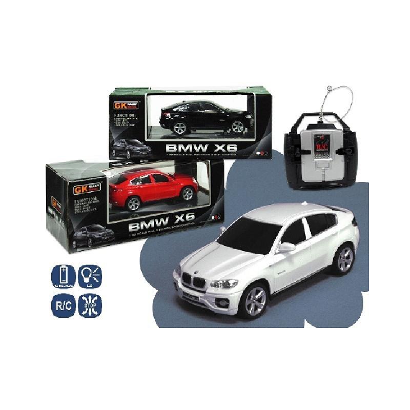 Masina RC BMW X6, 7 functii, 1:28