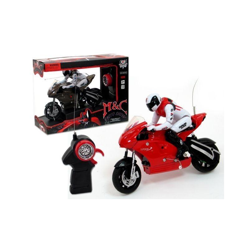 Motocicleta de viteza RC, 7 functii