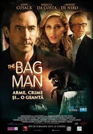 THE BAG MAN - ARME, CRIME SI..O GEANTA