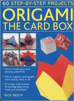 ORIGAMI THE CARD BOX